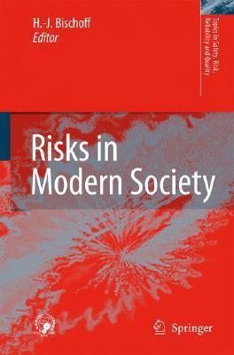 Risks in Modern Society By Bischoff, Hans-jurgen (EDT)